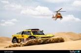 Cobertura Aérea que realizan pilotos chilenos en la versión 2019 del rally Dakar