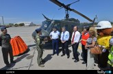 Base Aérea El Bosque se suma como alternativa operativa para combate contra incendios