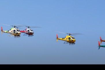 10 Años de operaciones en DAKAR cumplió Ecocopter