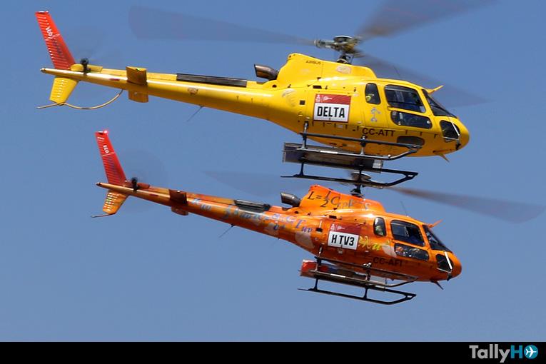 Ecocopter implementa el sistema de monitoreo de vuelo FDM en el 100% de su flota LATAM