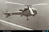 60 aniversario del primer vuelo del Alouette III