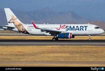 JetSMART lanza 12 nuevas rutas domésticas en Argentina