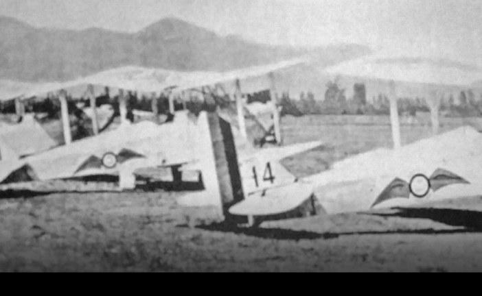 90 años de la creación de la Línea Aeropostal que dio vida a la Línea Aérea Nacional luego Lan Chile