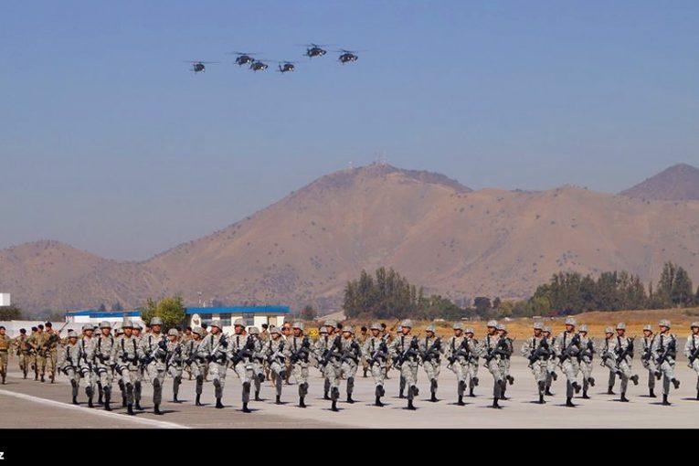 89 Aniversario de la Fuerza Aérea de Chile