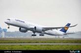 La aerolínea Lufthansa ordena 20 aviones adicionales Airbus A350-900