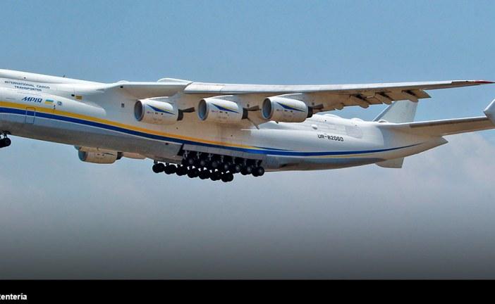 Antonov Airlines celebra 30 años de operaciones