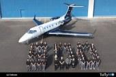 Embraer entrega el avión número 500 de la serie Phenom 300