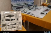 Exposición 89 Aniversario Fuerza Aérea de Chile en Punta Arenas