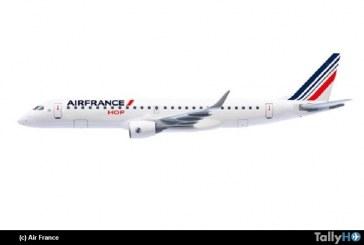 Nace Air France HOP un nuevo paso hacia la consolidación y liderazgo