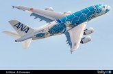 All Nippon Airways recibe su primer A380