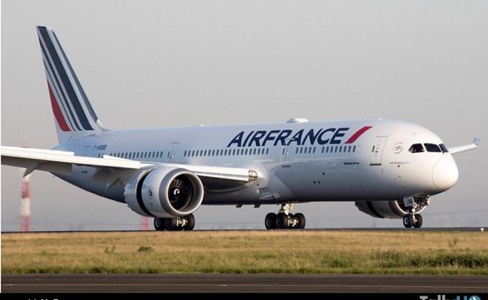 Air France ofrecerá 3 nuevas frecuencias desde Santiago operadas con aviones Dreamliner