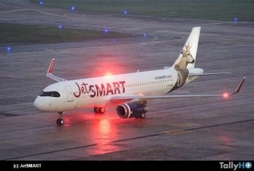 JetSMART inicia operaciones domésticas dentro de Argentina con su vuelo inaugural Buenos Aires – Mendoza