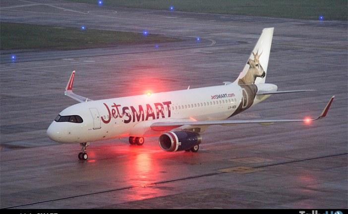 JetSMART adquiere Norwegian Argentina