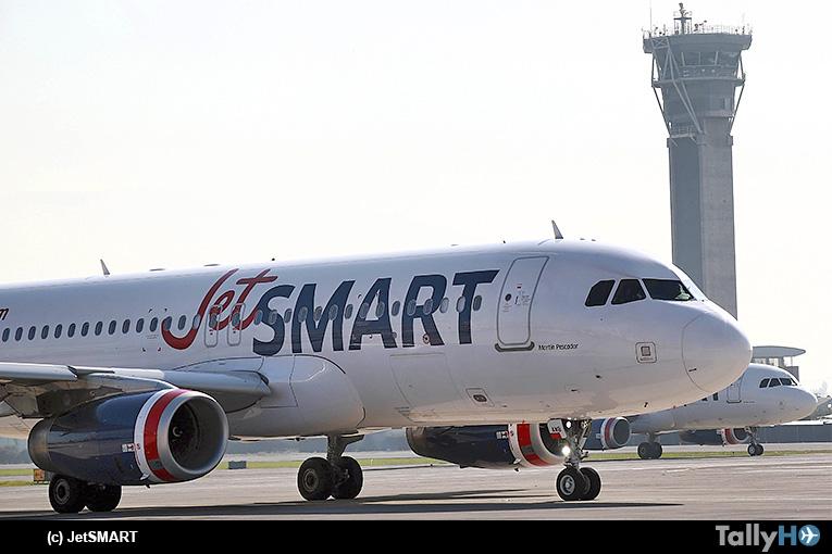 La aerolínea JetSMART lanza campaña con precios más bajos que el transporte público