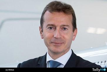 Asume nuevo Presidente de Airbus