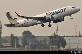 JetSMART transporta a su pasajero 3 millones batiendo nuevo récord desde su arribo al mercado