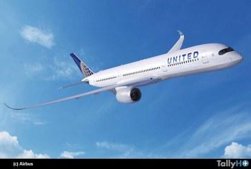 Airbus se asocia con United Airlines para gestionar datos de aviones y mejorar capacidades de mantenimiento predictivo