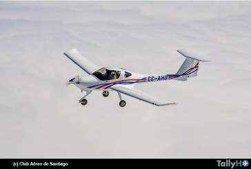 Club Aéreo Santiago abre postulaciones para nuevo curso de piloto privado