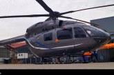 Airbus Helicopters presentó en Chile el nuevo H145 con rotor de cinco palas e inicia campaña de vuelos en altura