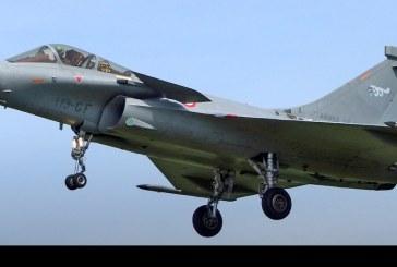 Fuerza Aérea India recibirá sus primeros aviones Dassault Rafale en septiembre
