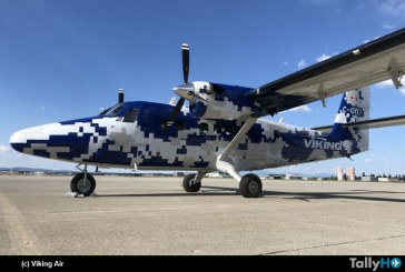 Viking Air presentó en Le Bourget el Twin Otter versión «Guardian 400»