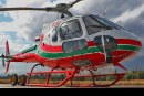 Vuelo demostrativo en Airbus Helicopters H125 Ecureuil en Santiago
