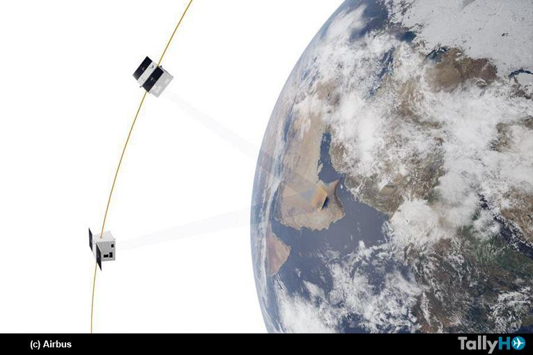 Airbus desarrollará el programa de observación de la Tierra CO3D para el Centro Nacional de Estudios Espaciales de Francia