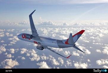 GOL inaugura vuelo directo de Santiago a Recife