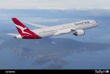 Qantas actualiza su Código Compartido con LATAM