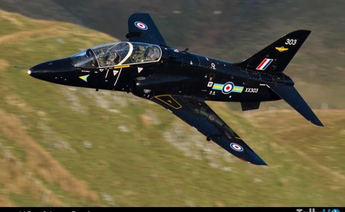 45 años del primer vuelo del BAE Hawk