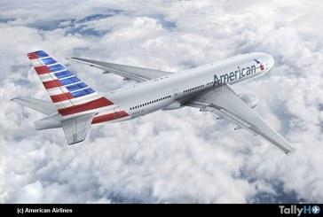 American Airlines implementa nuevo servicio en Santiago, Lima y Sao Paulo