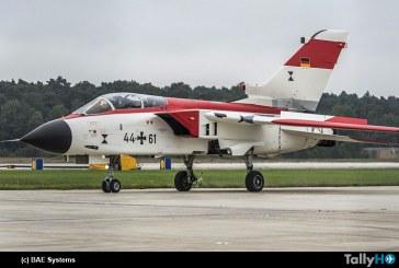 45 años del primer vuelo del Tornado