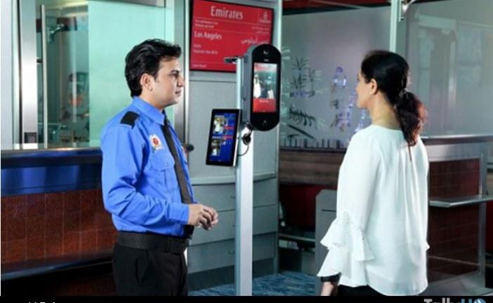 Nuevo sistema reduce a dos segundos el tiempo de embarque a los aviones de Emirates en EE.UU.