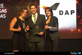 Por segunda vez consecutiva DAP es reconocida entre las Mejores Empresas Chilenas