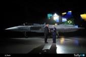 Saab entregó primer Gripen E a Brasil