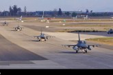Despliegue de la Fuerza Aérea de Chile durante la Parada Militar 2019