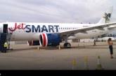 Presentación y vuelo inaugural del primer Airbus A320neo de JetSmart