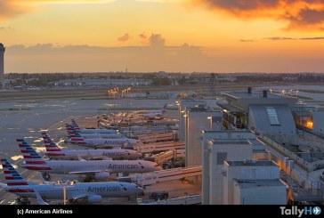 American Airlines celebra 30 años de liderazgo en Miami
