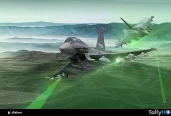 Nuevo concepto del Eurofighter ECR fue presentado por Airbus y sus asociados
