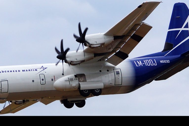 Lockheed Martin LM-100J recibe certificación de tipo de la FAA