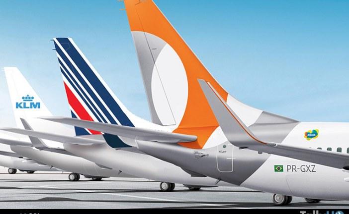 GOL y Air France-KLM extienden asociación estratégica