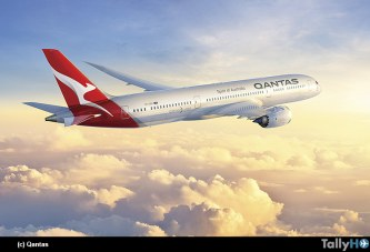Qantas gana en los premios Cellars in the Sky