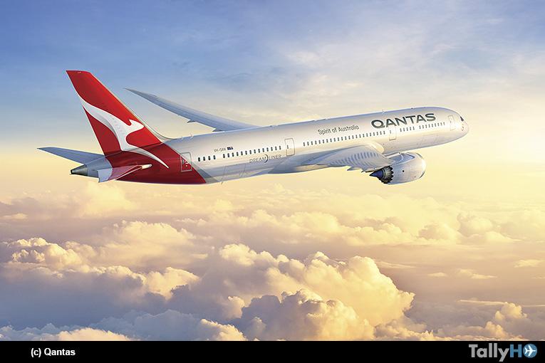 10 maneras en las que aerolínea Qantas se está volviendo verde