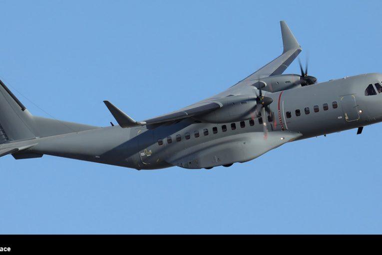 Nuevas ventas del transporte mediando Airbus C-295