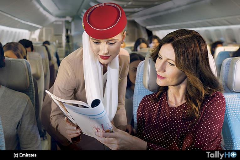 Emirates incorpora catálogo de ofertas exclusivas a su canal de entretenimiento ICE