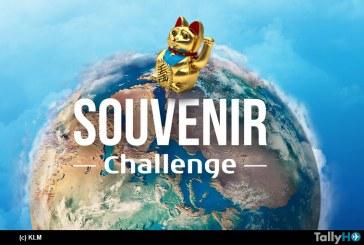 Souvenir Challenge: ¡nunca fue tan fácil llegar Ámsterdam!