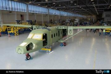 Textron Aviation presenta avances del primer avión Cessna SkyCourier