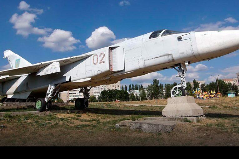 50 Aniversario del primer vuelo del Sukhoi Su-24