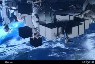 ESA y Airbus firman un contrato para la plataforma Bartolomeo en la Estación Espacial Internacional