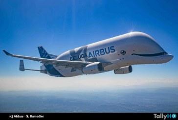 El BelugaXL de Airbus entra en servicio